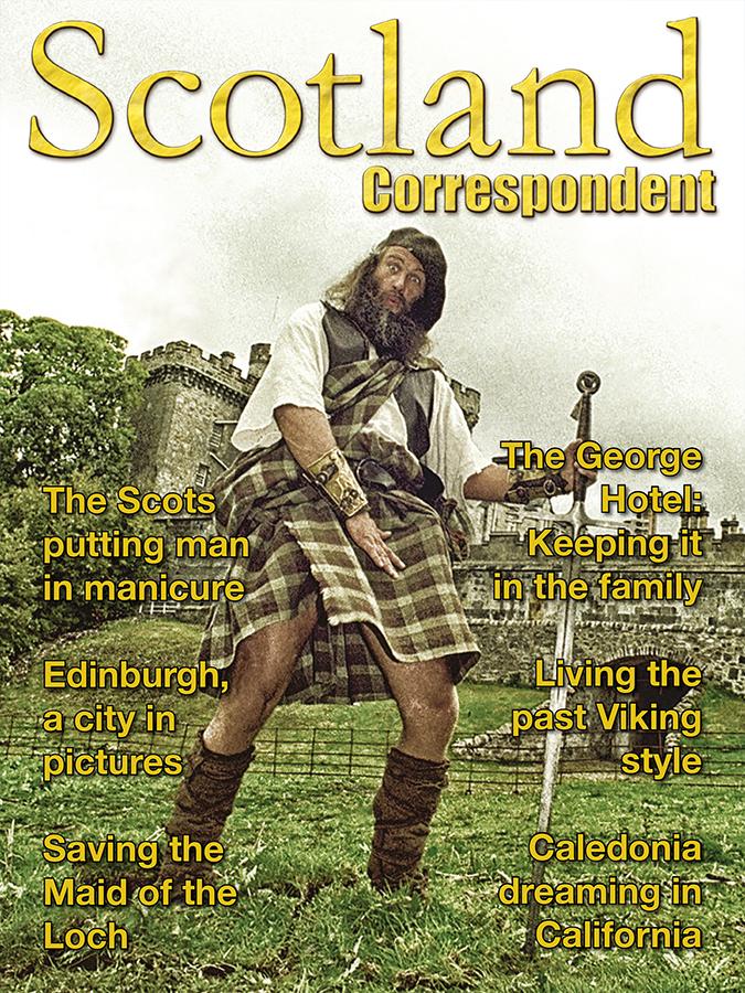 'Scotland Correspondent Issue 11'