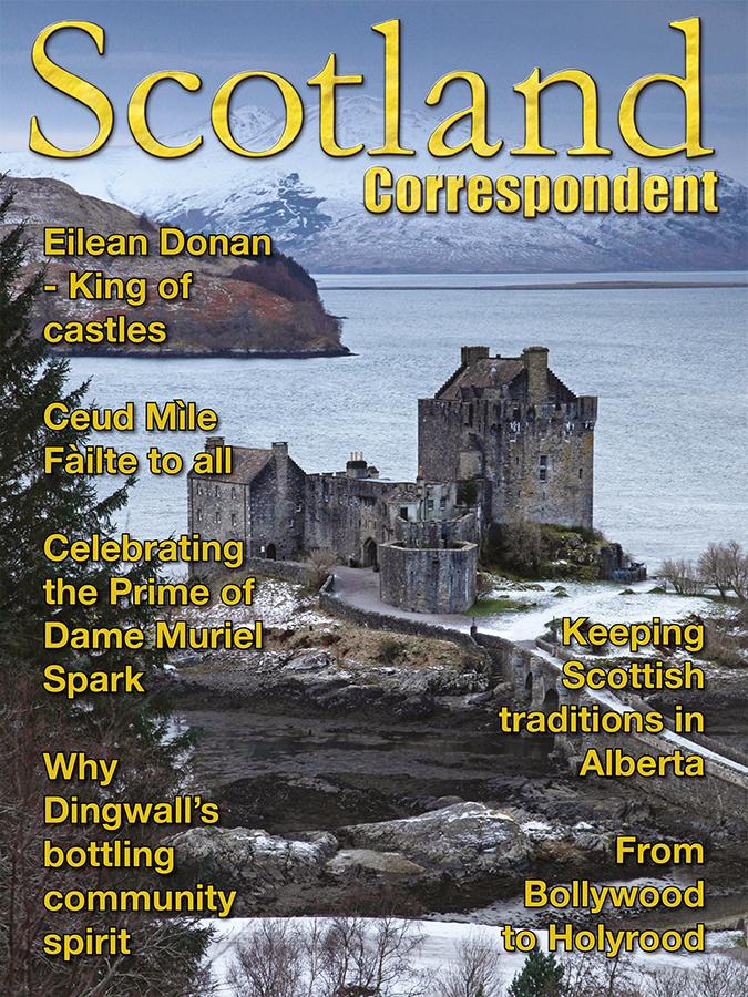 'Scotland Correspondent Issue 12'