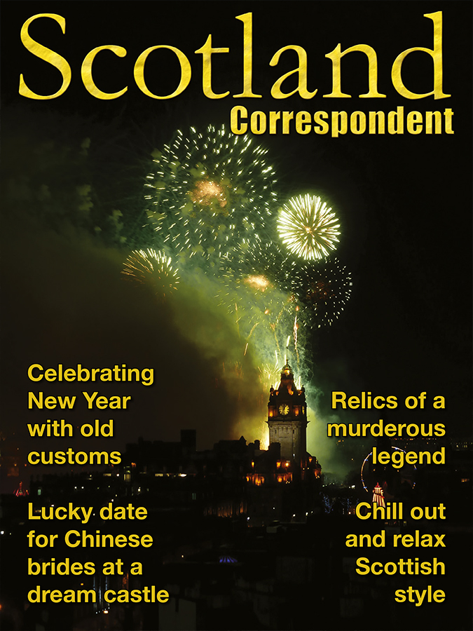 'Scotland Correspondent Issue 13'