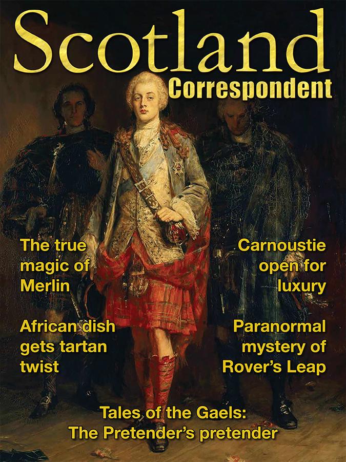 'Scotland Correspondent Issue 16'