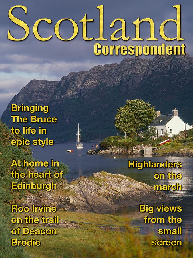 'Scotland Correspondent Issue 21'