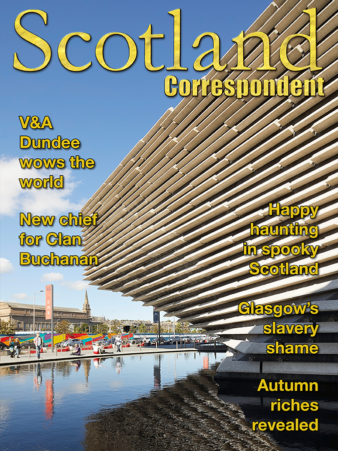 'Scotland Correspondent Issue 22'