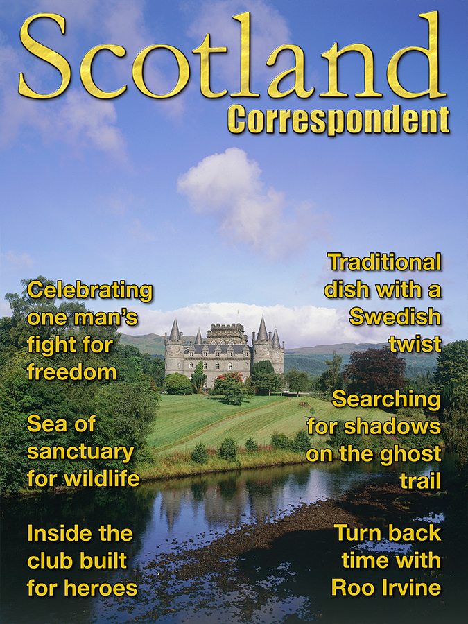 'Scotland Correspondent Issue 23'
