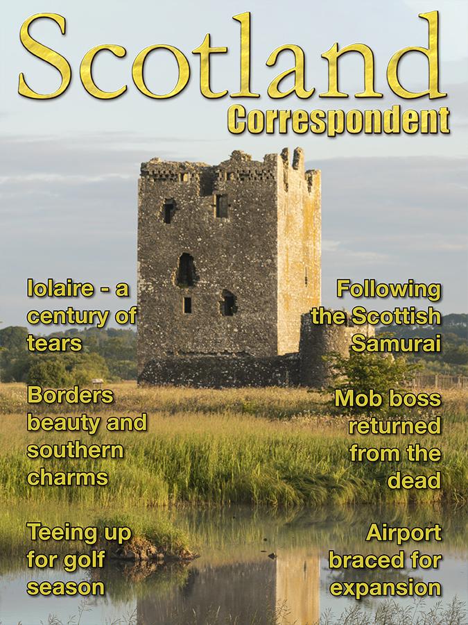 'Scotland Correspondent Issue 25'