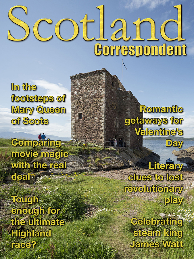 'Scotland Correspondent Issue 26'