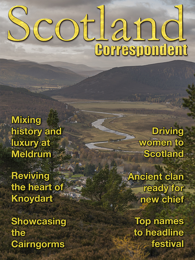 'Scotland Correspondent Issue 27'