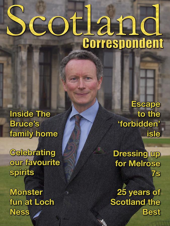 'Scotland Correspondent Issue 28'
