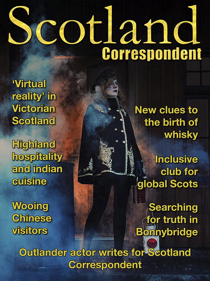 'Scotland Correspondent Issue 32'
