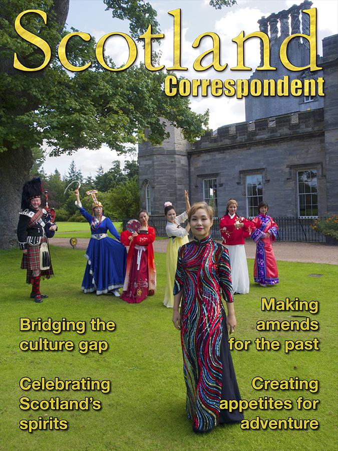 'Scotland Correspondent Issue 33'
