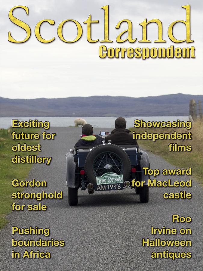 'Scotland Correspondent Issue 34'