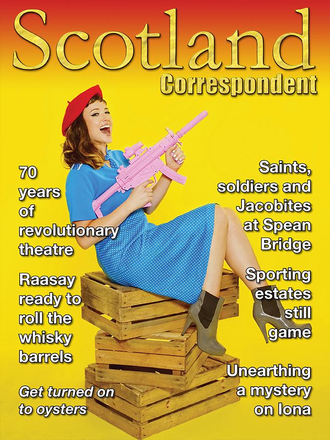 'Scotland Correspondent Issue 8'