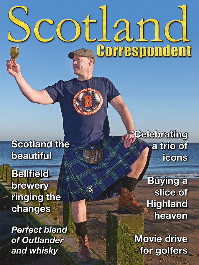 'Scotland Correspondent Issue 9'