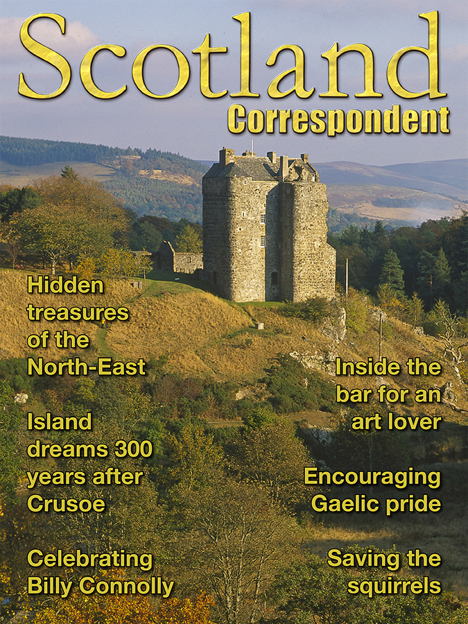 'Scotland Correspondent Issue 35'