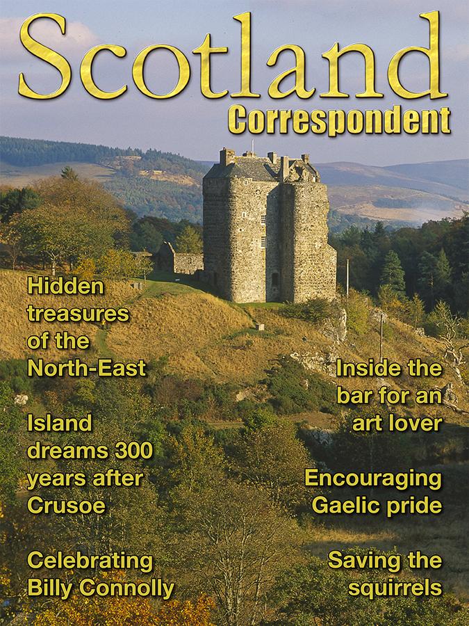 'Scotland Correspondent Issue 35'