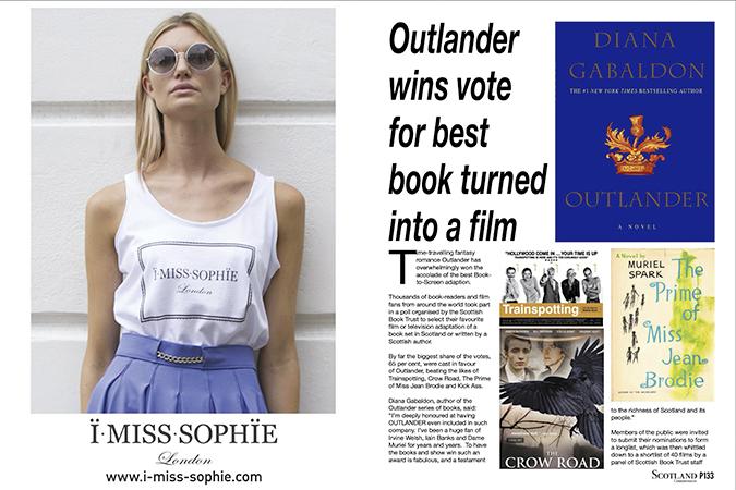 'Celebration for Outlander'