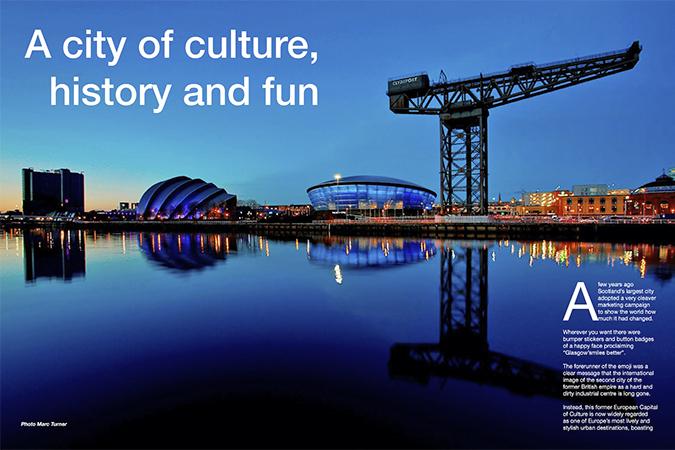'Exploring Glasgow'