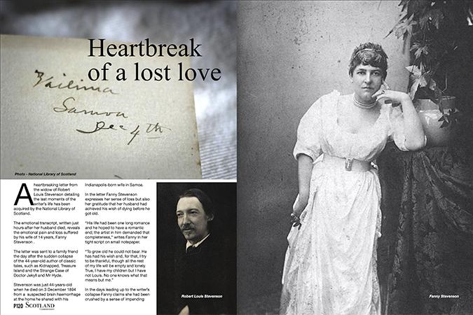 'Heartbreak of a lost love'