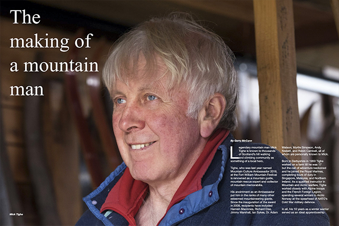 'Mountain man'