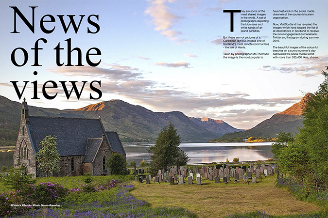 'News of the views'