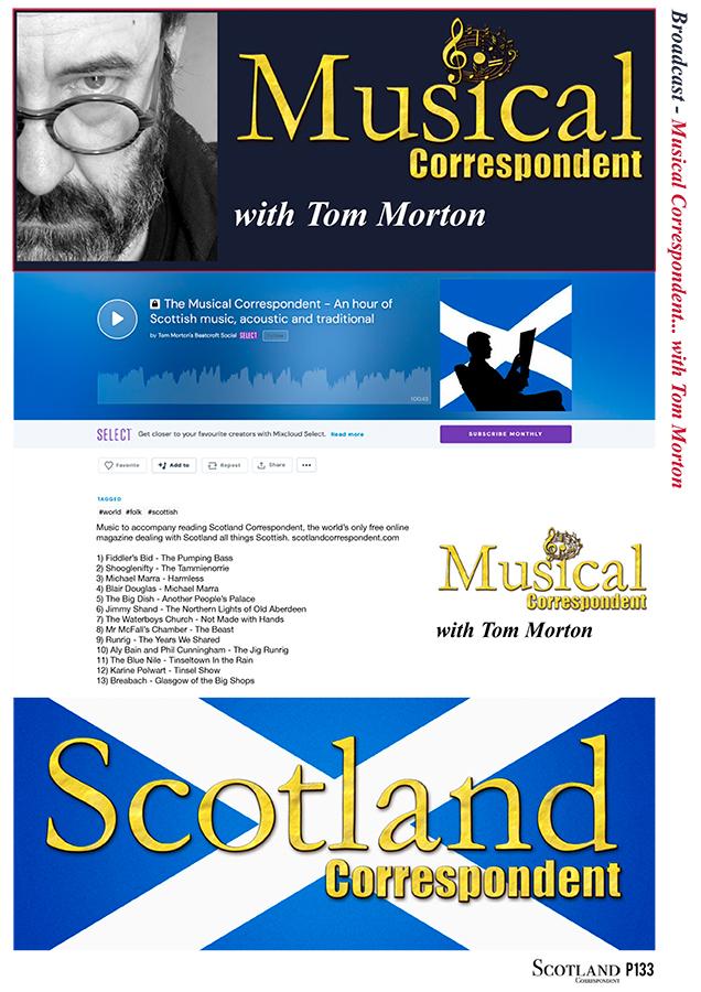 Musical Correspondent podcast 4