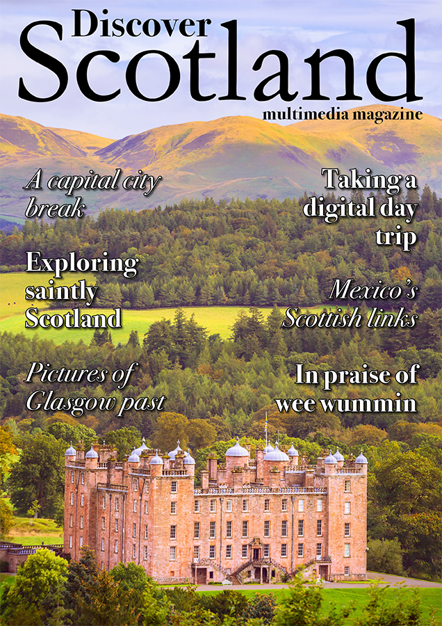 Discover Scotland Issue 47