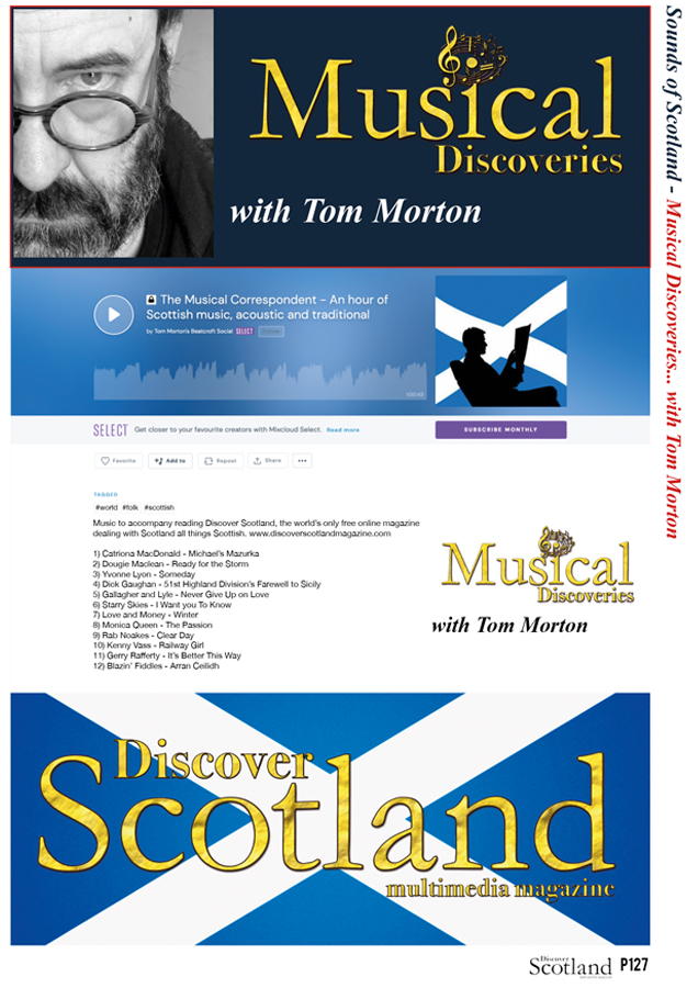 Musical Discoveries Podcast 9