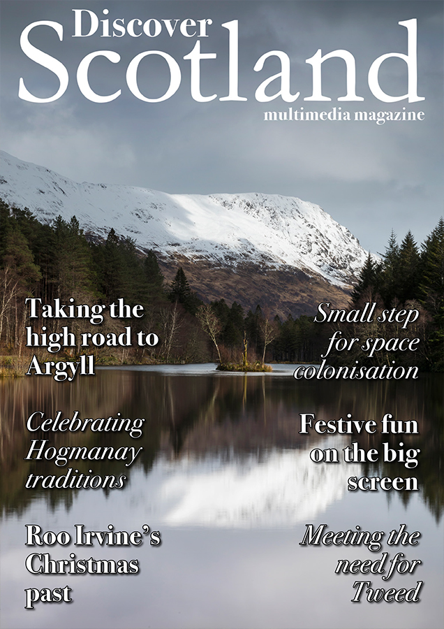 Discover Scotland Issue 48