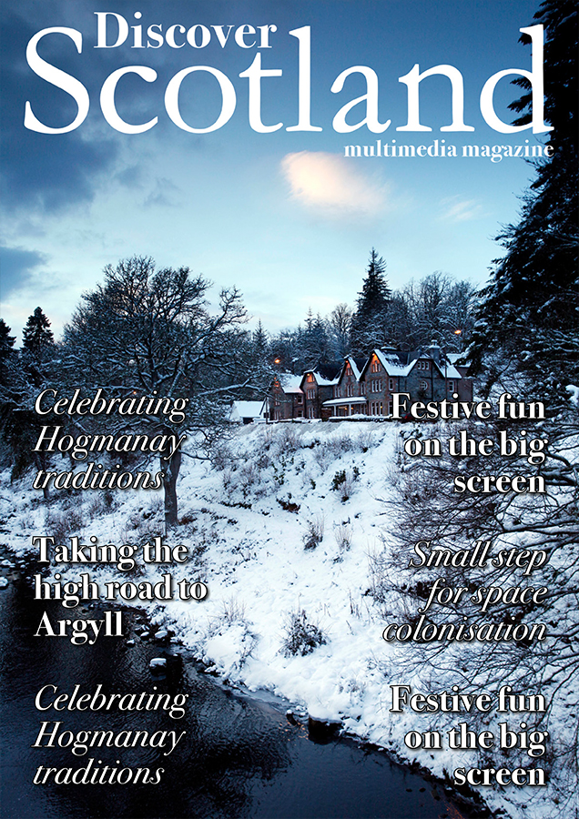 Discover Scotland Issue 49