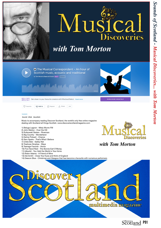 Musical Discoveries Podcast 10