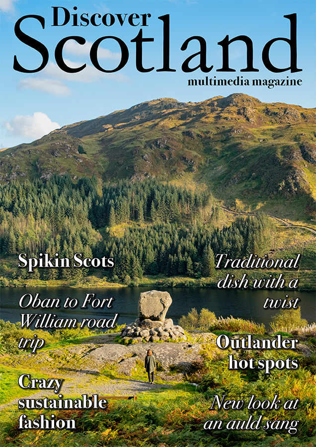 Discover Scotland Issue 50