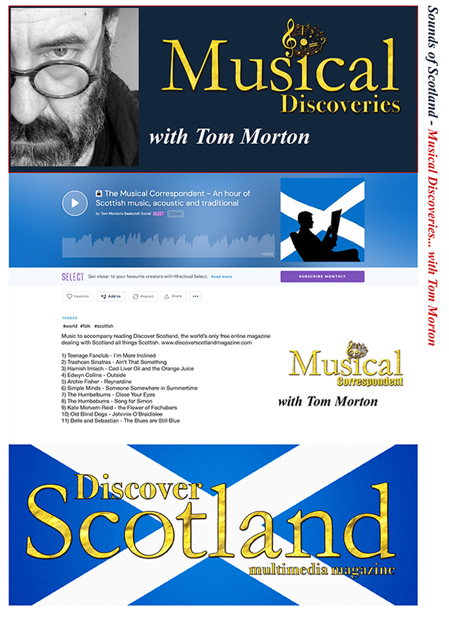 Musical Discoveries Podcast 12