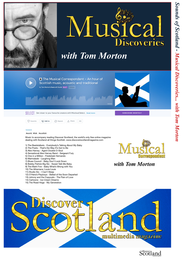 Musical Discoveries Podcast 13