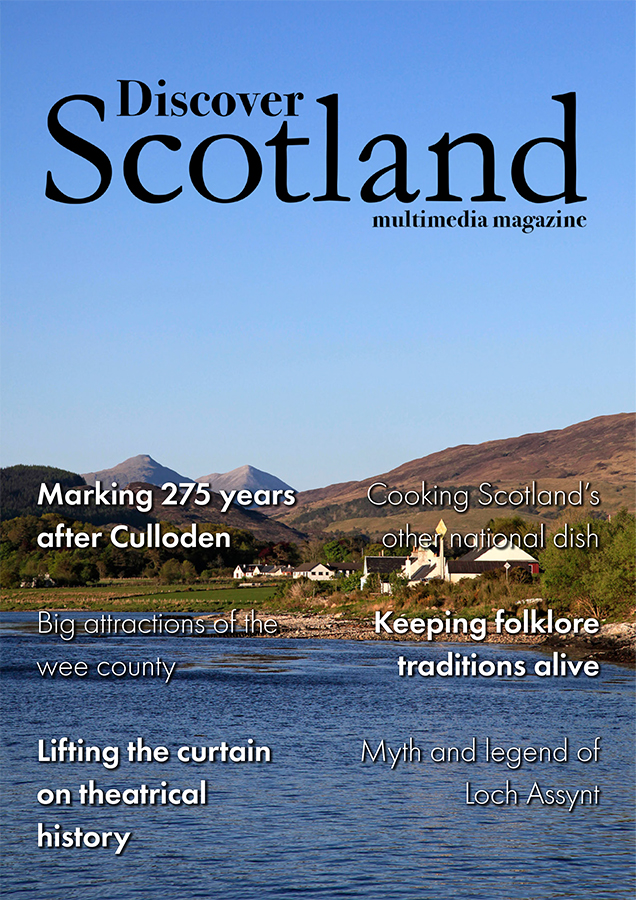 Discover Scotland Issue 52