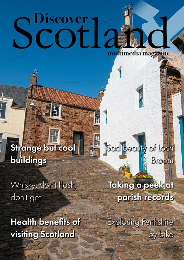 Discover Scotland Issue 54