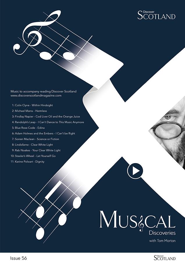 Musical Discoveries Podcast 18 - Discover Scotland