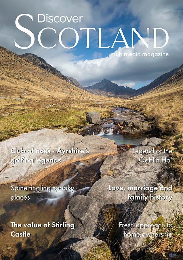 Discover Scotland Issue 56