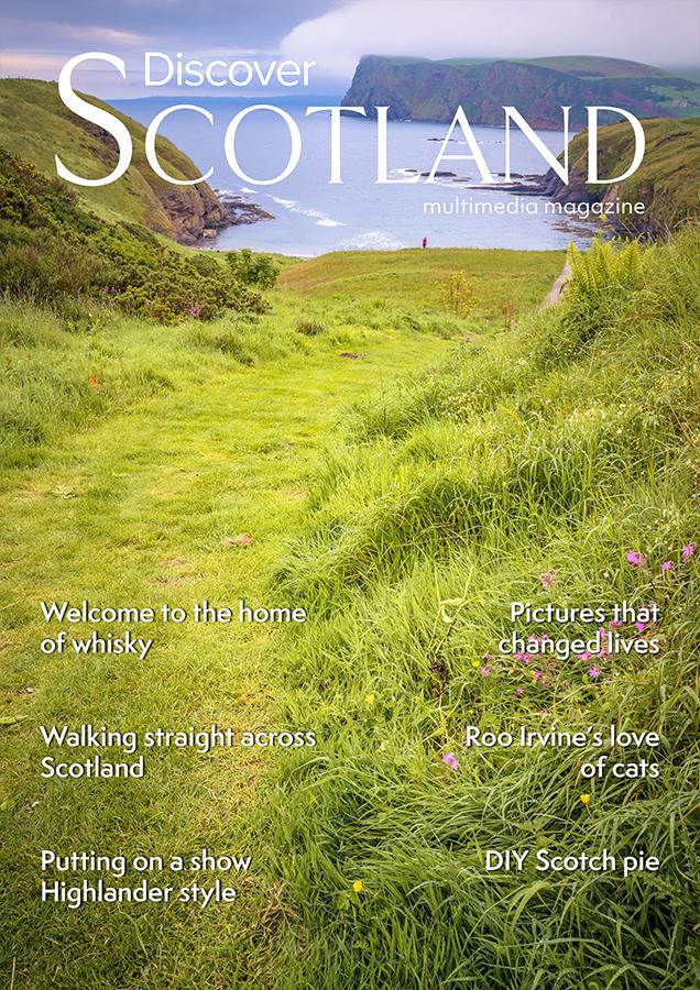 Discover Scotland Issue 57