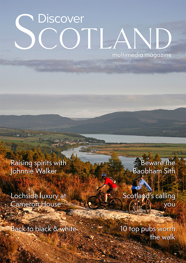 Discover Scotland Issue 58